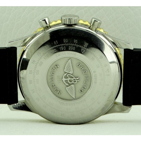 Navitimer Cosmonaute24. ref.B12019, Steel and Gold