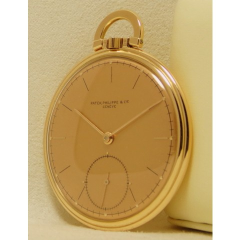 Pocket Watch Ref 716, 18K Rose Gold, made in 1941