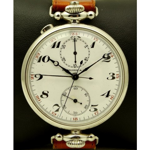 Chronograph Monopusher Oversize, from 1917