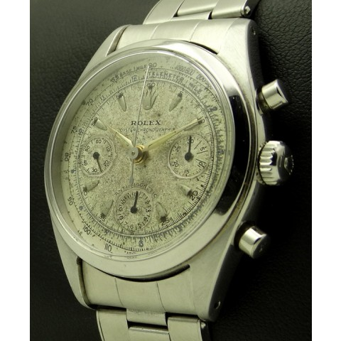 Vintage Chronograph REF. 6234 Steel, made in 1957