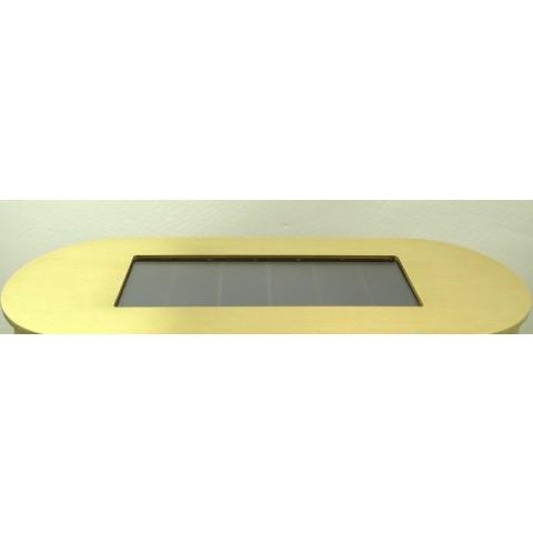 Pendulette Ellipse Solar Quartz