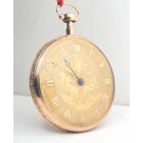 Quarter Repeating Pocket Watch, Made in 1819