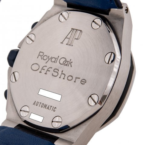 Royal Oak Offshore ref.25770ST, stainless steel, from 90s