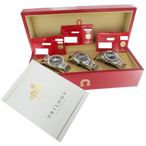 60th Anniversary 1957 - Trilogy Set Limited Edition 557