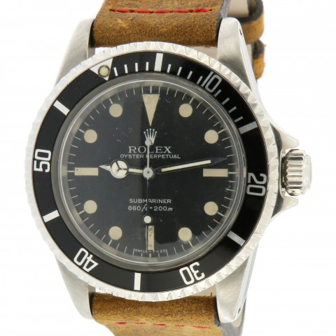 Submariner Vintage ref. 5513 Pallettoni Dial, from 1966