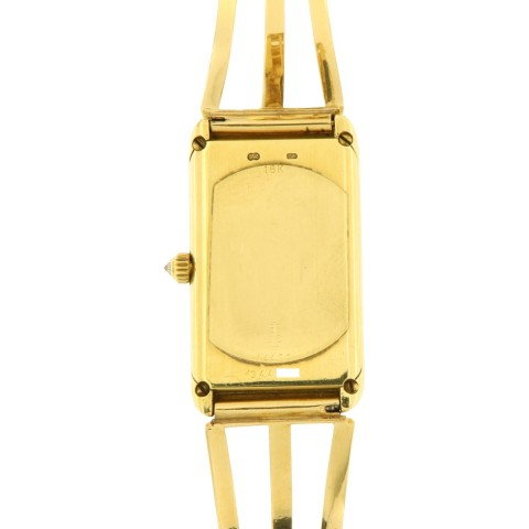 18K Yellow Gold 10 Gr. Ingot 999.9 Mechanical, for Ladies