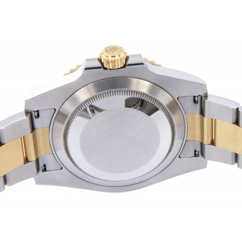 Submariner 116613LN, Steel and 18K Yellow Gold, Full Set 2019, Out of Production!