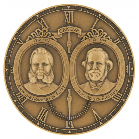150th Anniversary Bronze Coin / Medal