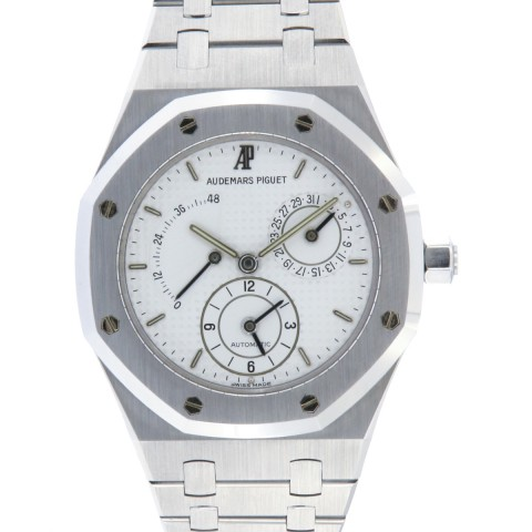 Royal Oak Dual Time, Stainless Steel, ref. 25730ST