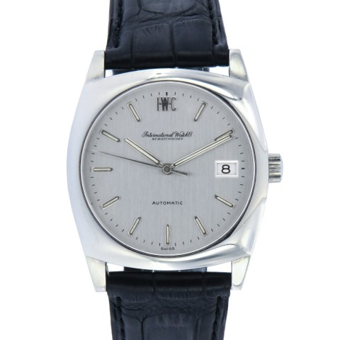 Schaffhausen Automatic Stainless Steel ref.1830, from 1980