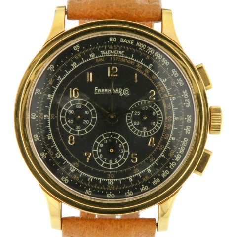 Magie Noire Chronograph Gold Plated, full set
