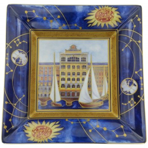 Limoge Porcelain Dish 175th Anniversary Limited Edition from 2014