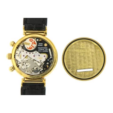 Da Vinci Chronograph Moonphase 18kt Yellow Gold, ref.3736