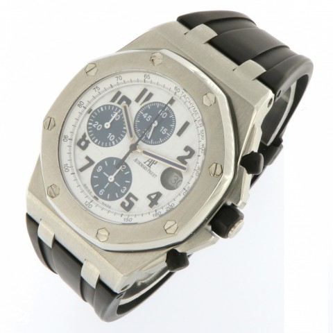Royal Oak Offshore ref.25721ST, stainless steel, full set