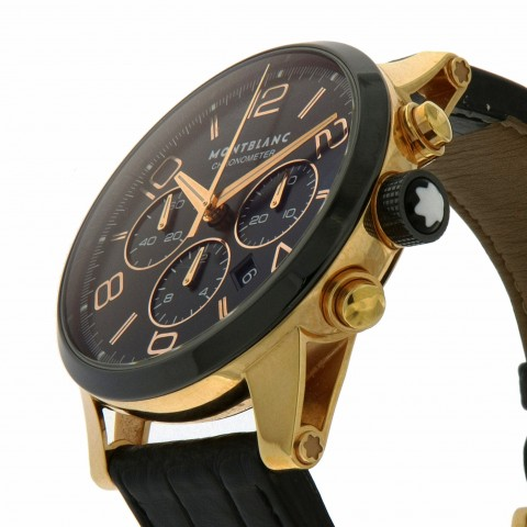 Timewalker Chronograph 18kt rose gold