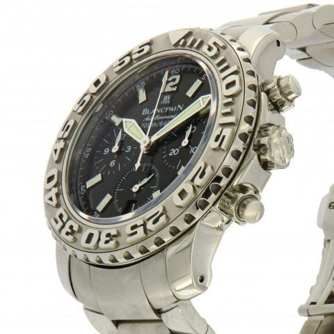 Air Command Chronograph stainless steel, with Service 2021