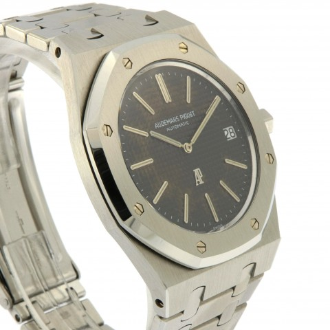 Royal Oak Tropical dial, stainless steel, Ref. 5402