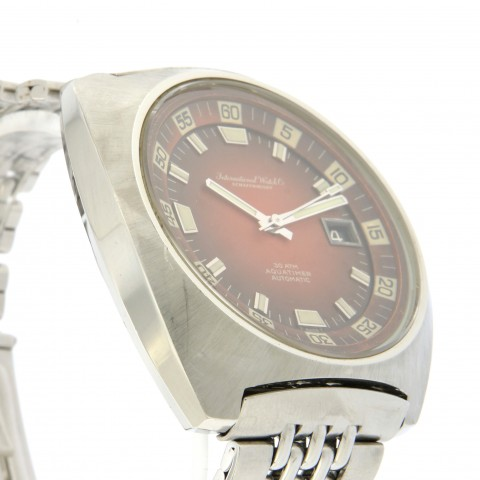 IWC Aquatimer ref. 861AD, Stainless Steel from 1973