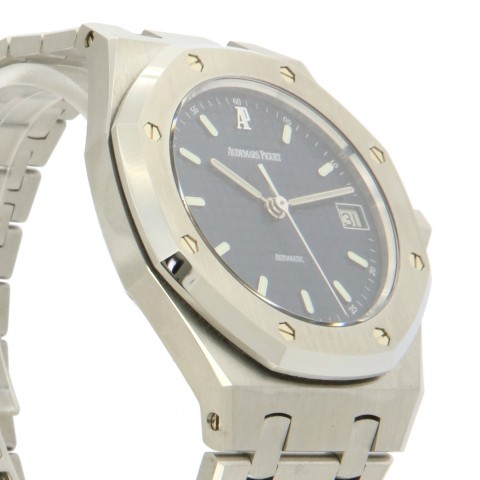Royal Oak Medium automatic, stainless steel, Ref. 14790 perfect condition!