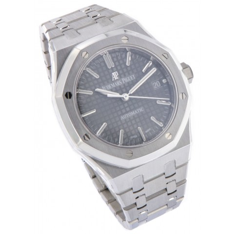 Royal Oak 37MM Stainless Steel, 15450ST, Grey Dial, New