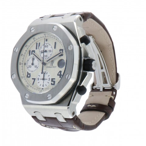 Royal Oak Offshore Safari ref.26170ST.OO.D091CR.01, stainless steel