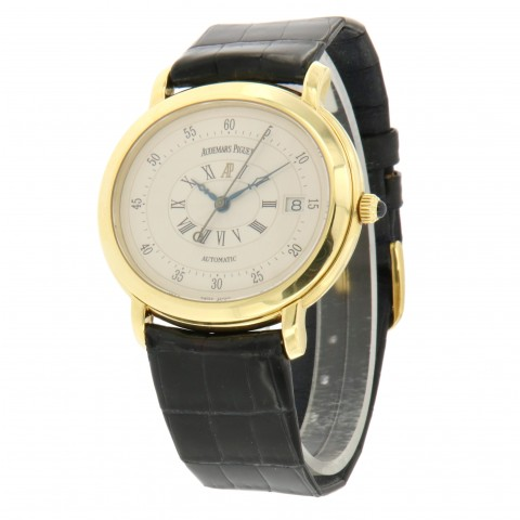 Millenary 18kt yellow Gold, ref.14908